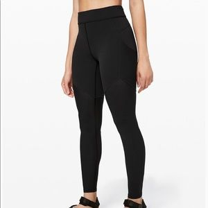Lululemon Lab Kuka tight 28""